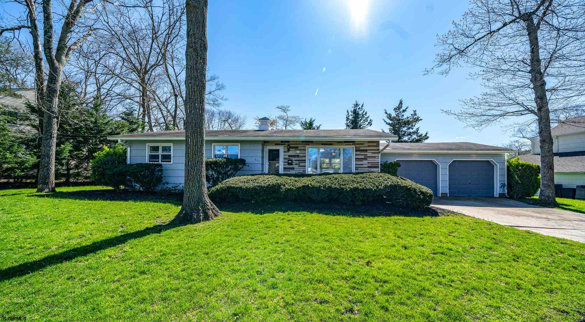 Welcome to your new home!!! This ranch style home in Absecon Estates has it all.  Meticulously maint