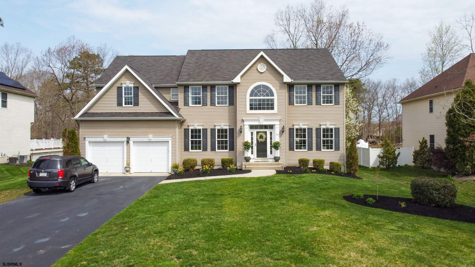 This Chuisano Chelmsford home will capture your eyes from the minute you see it, from the landscape