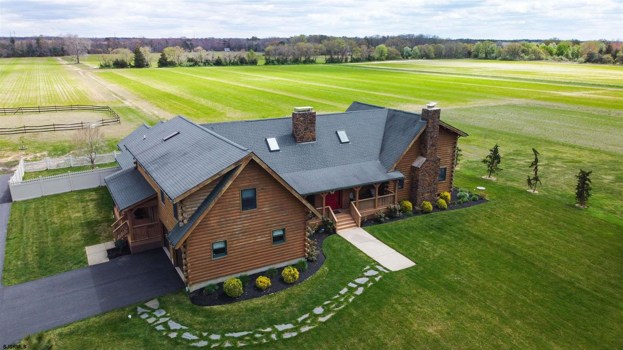 Welcome to this stunning, palatial estate with everything you could ask for! The home is a 4500 sq f