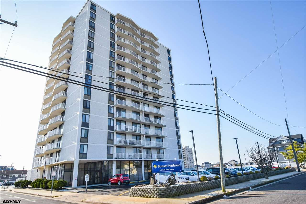 2000 square feet – largest condo in Ventnor. This beautiful unique spacious unit is like no other on
