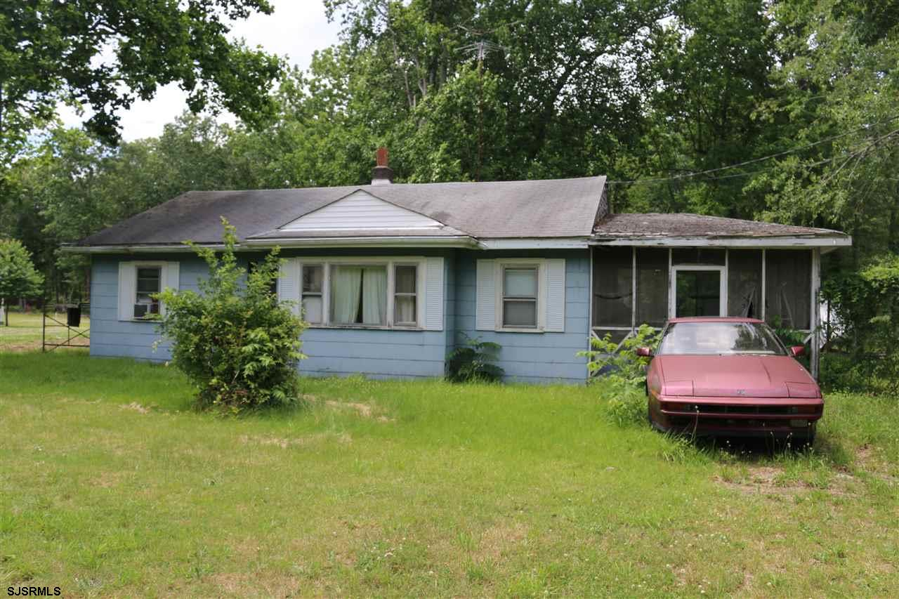 Rehab project spacious 1600 sq ft 3 bedroom 2 bath rancher. New roof done. This home needs rehab wit