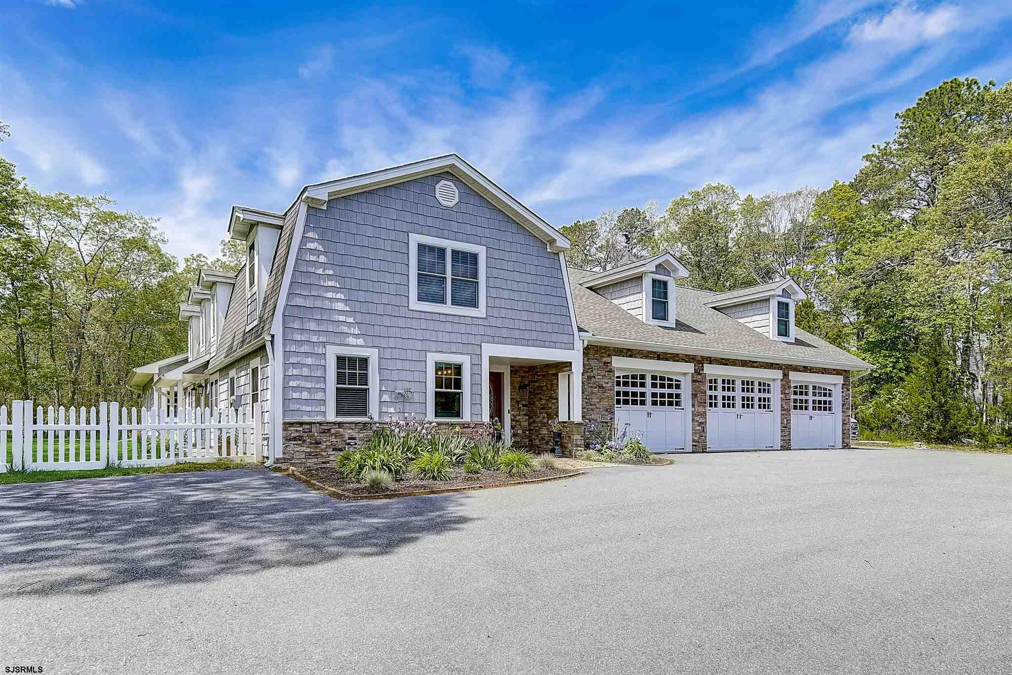 This custom built home is perfectly located to enjoy ALL of the Jersey Shore - close to beaches, Sea