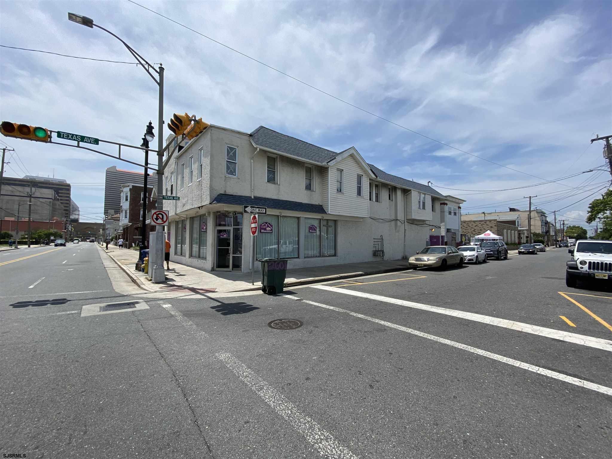 2601 Pacific Avenue