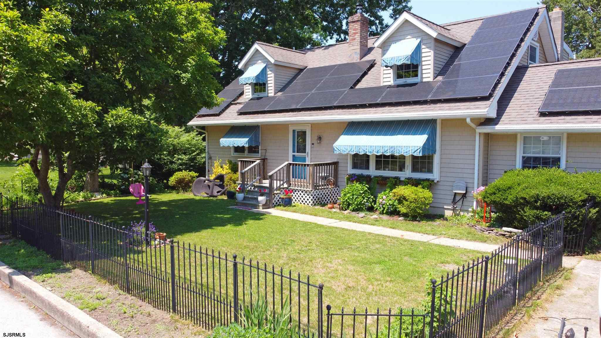 Spacious Northfield home on a large corner lot with four bedrooms and an abundant amount of flexible