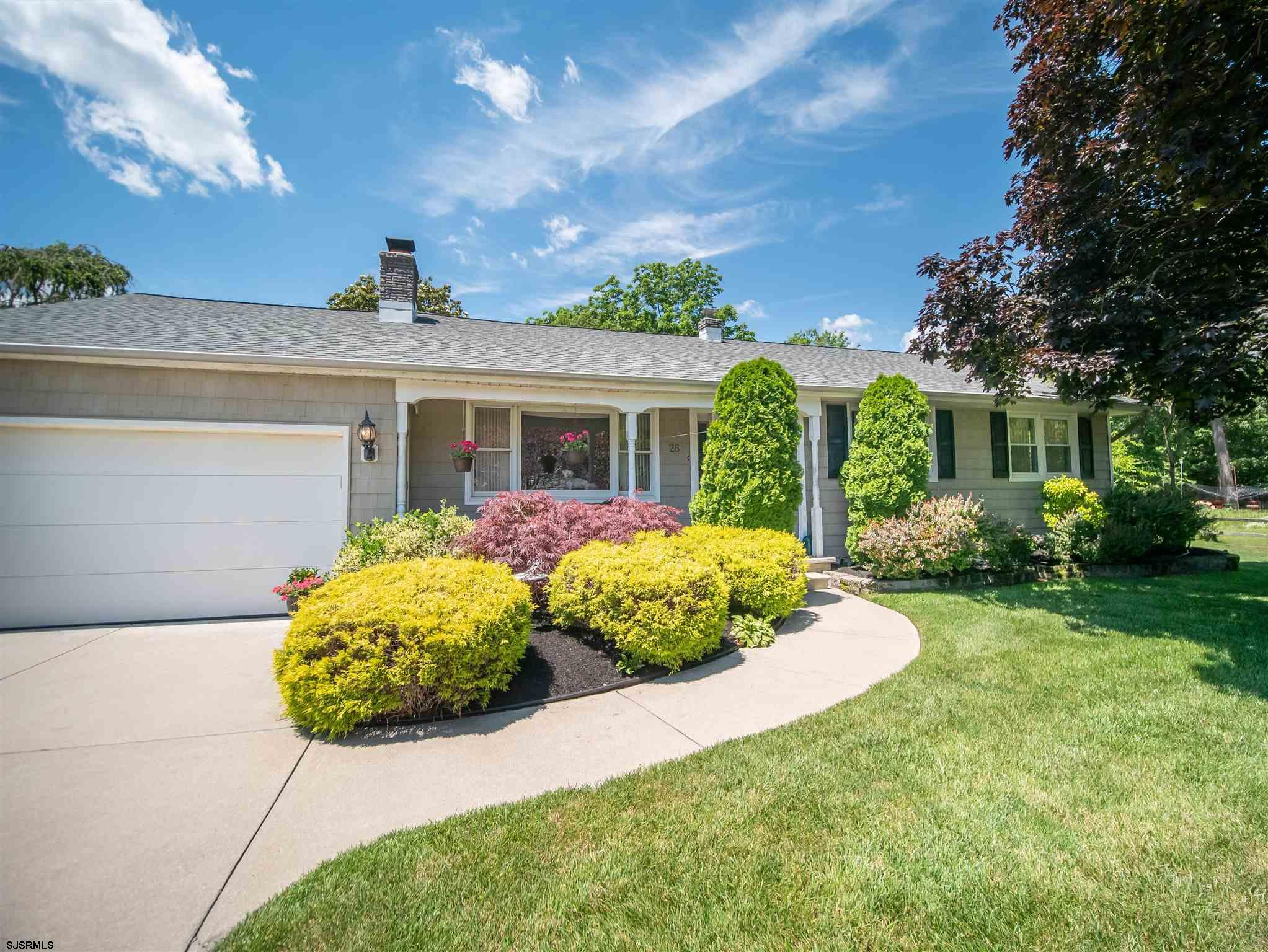 This incredible 4 bedroom 2 bath home is sure to blow you away! Located in a peaceful neighborhood,