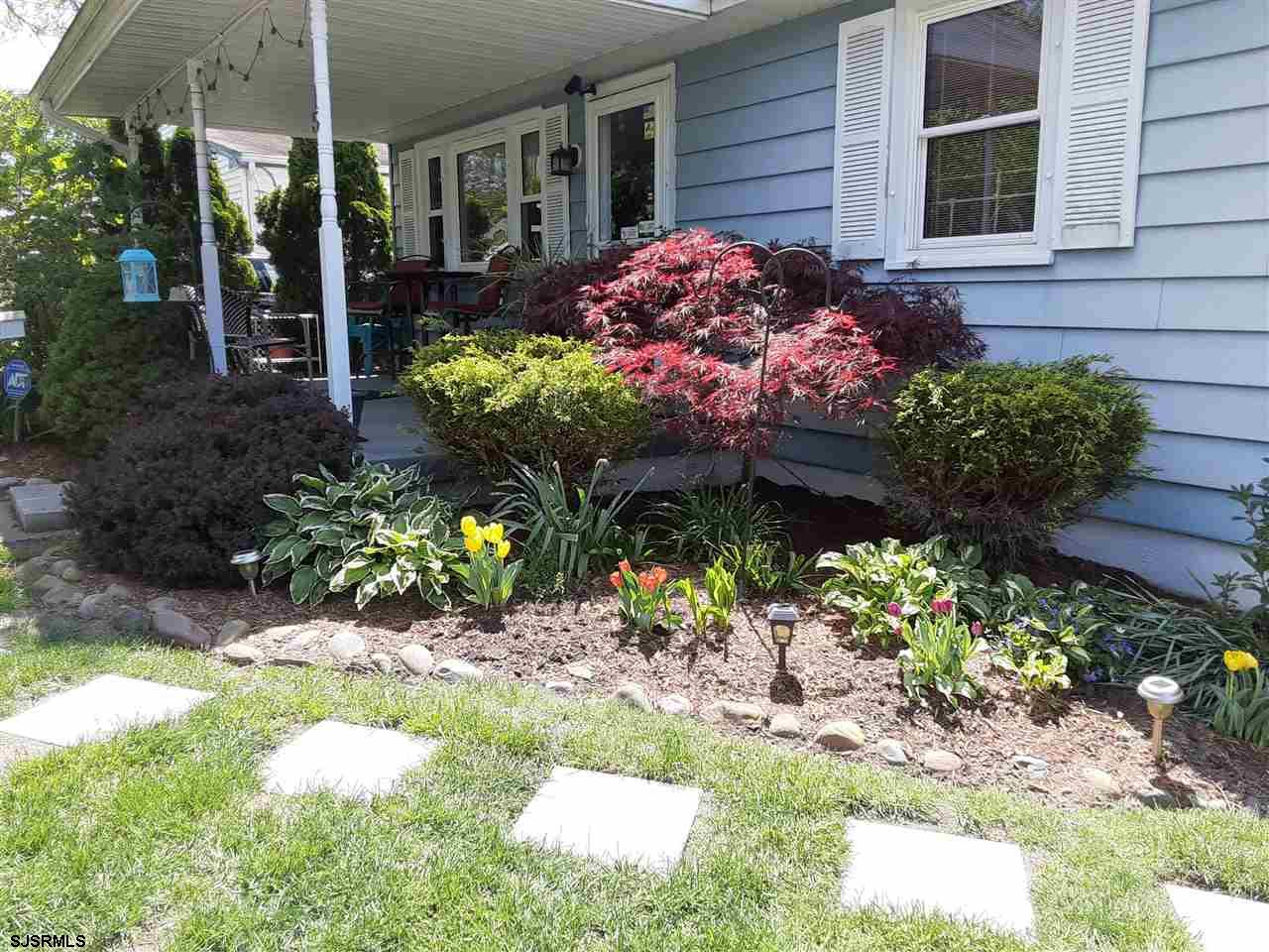 SELLER / OWNER IS N.J. LICENSED REAL ESTATE AGENT and is the listing agent. Property is in very clea