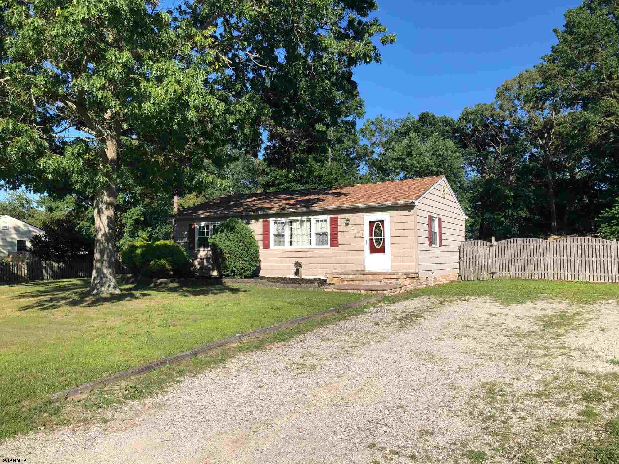 This Is It ! Lovely 3 Bedroom Ranch on oversized 117.75 x 140 Lot ! Features include upgraded Cedar