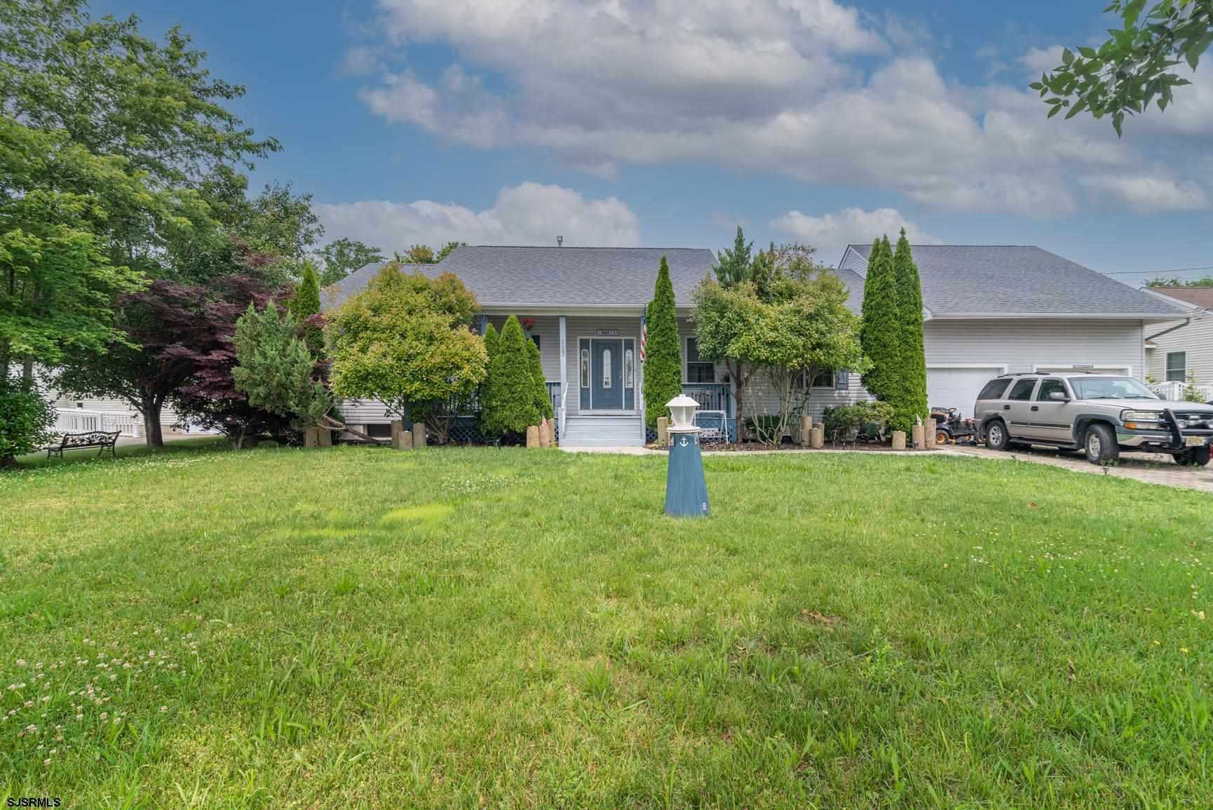 Welcome home to a four bedroom, three bathroom ranch with a fully finished basement in EHT! This pro