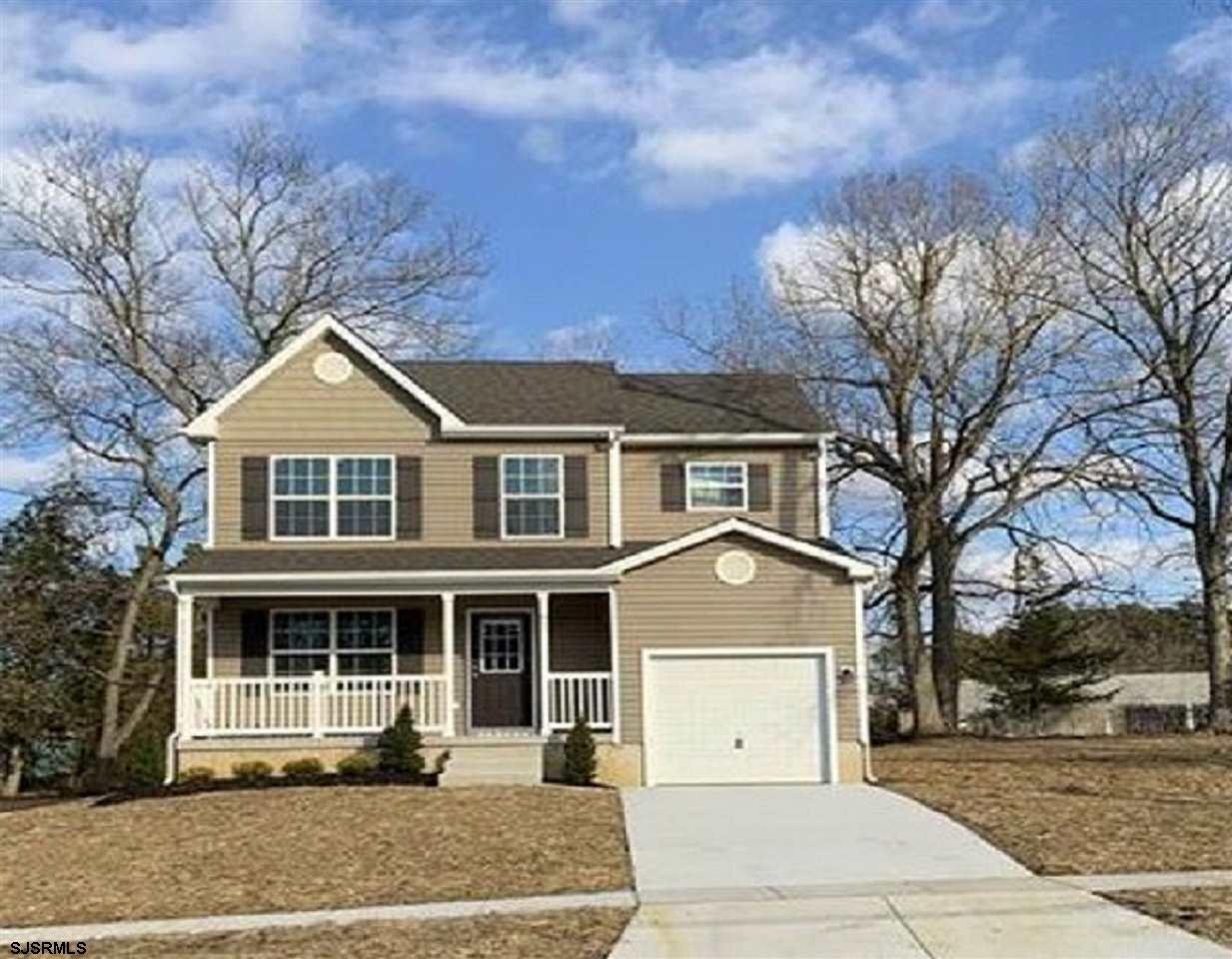 NEW CONSTRUCTION IN NORTHFIELD!  BEAUTIFUL NEW 3 BEDROOM AND 2.5 BATH NEW LUXURY HOME ON LARGE HOMES