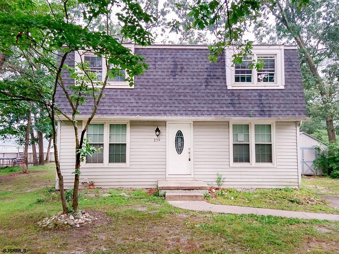 MOVE-IN READY! Don't miss this Raised 2 Story Cape featuring 3 bedrooms & 2 full baths, carpeted, ti