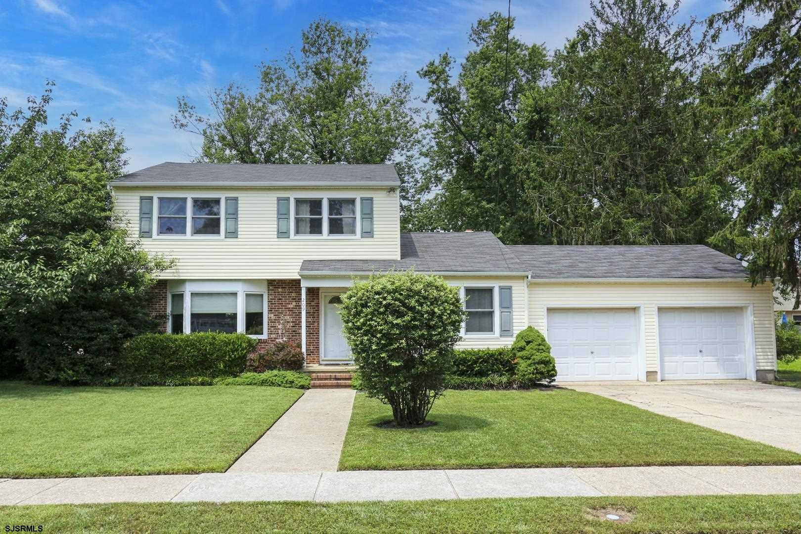 WELCOME HOME!!  Great Home on a Quiet Street Only One Block to the Bike Path.  Featuring 4 Bedrooms,
