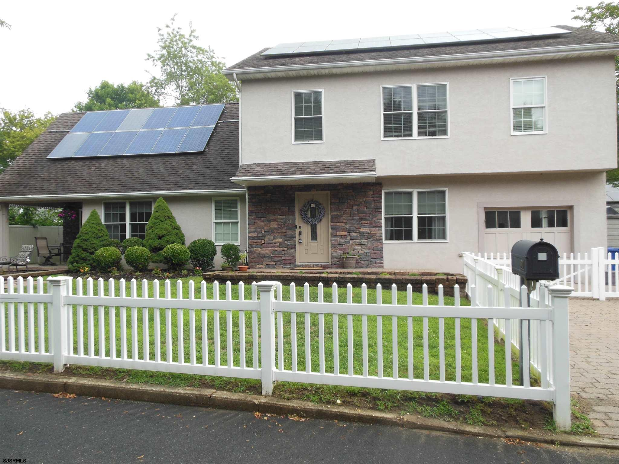 Absolutely Beautiful remodeled and upgraded 4 Bed 4 bath home , one block from the bike path on a qu