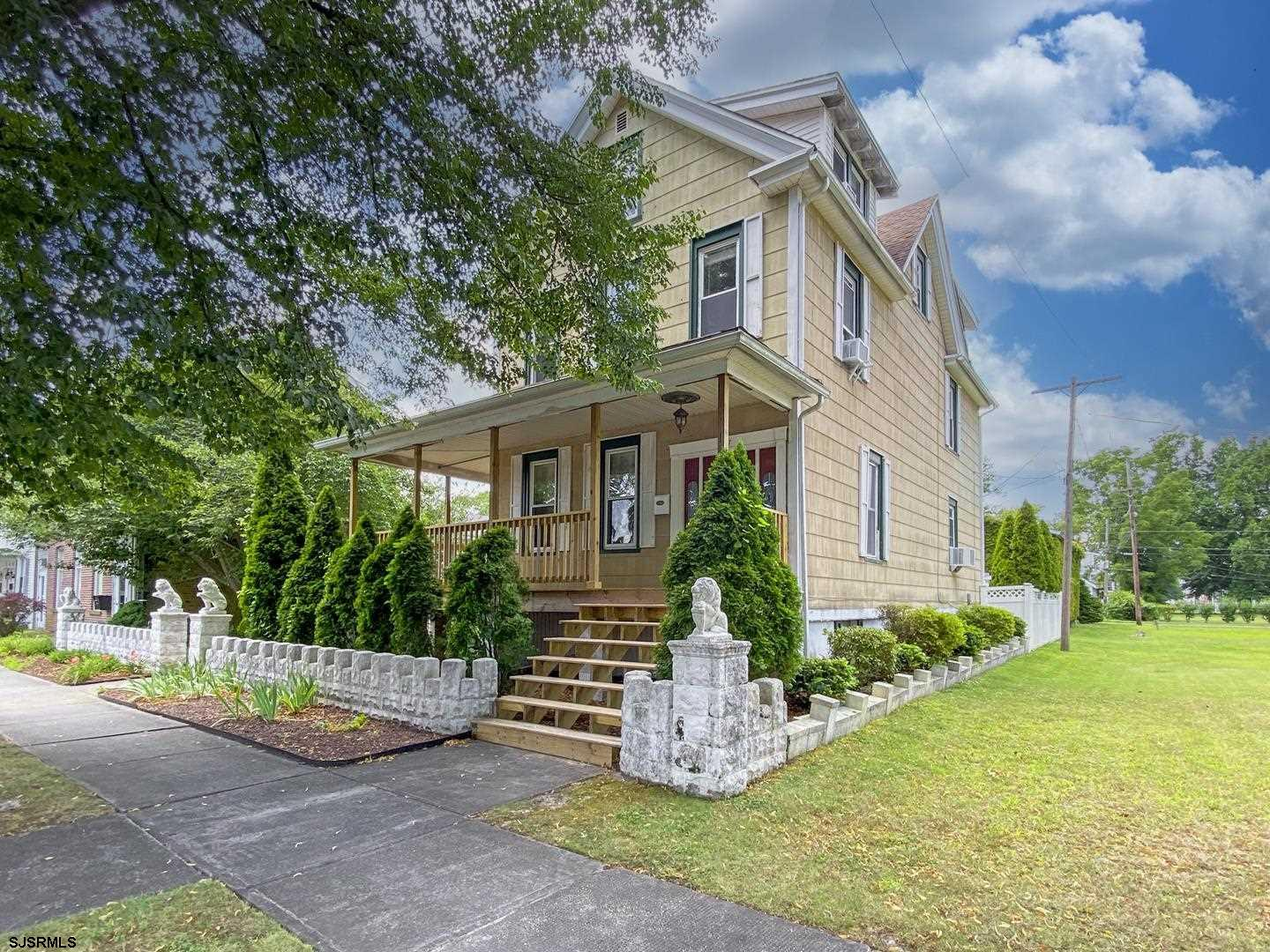 MOVE IN READY!!!  Fully Renovated 6 Bedroom, 2 Bath Home, Featuring  Beautiful Hardwood Floors, Top