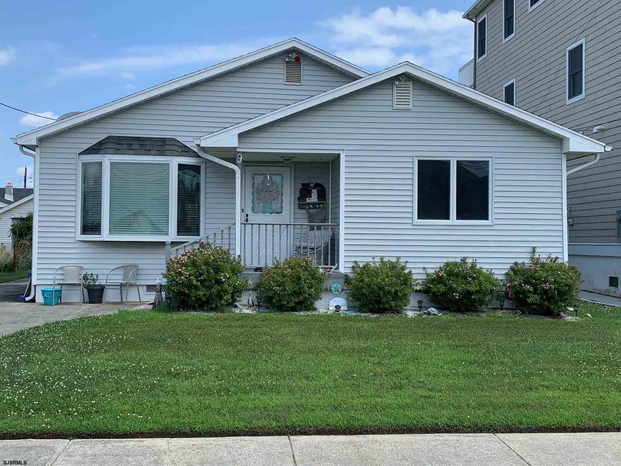 Don't miss this one ! Three bedroom one bath rancher completely redone a few years ago. Turn key hom