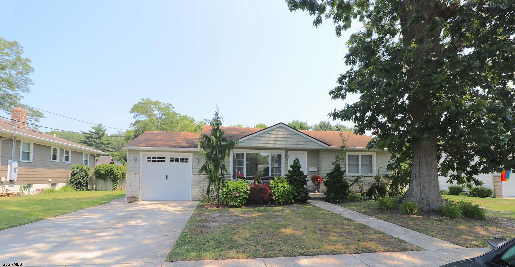 Picture Perfect 3BR home just a few houses from Northfield's beloved bikepath! Shaded front porch pe