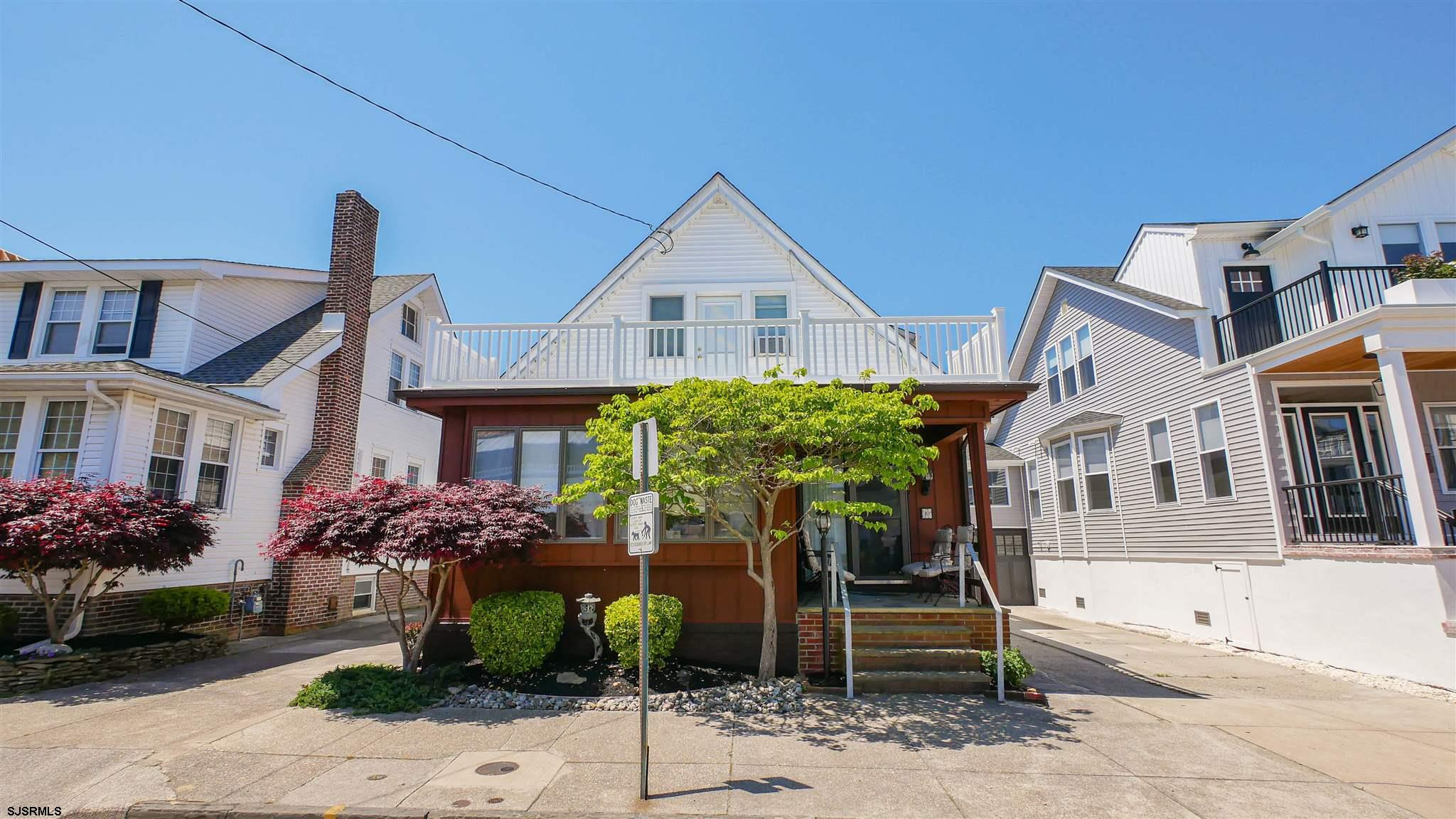 There is so much to love about this classic Margate home. From its south side location, just 12 hous