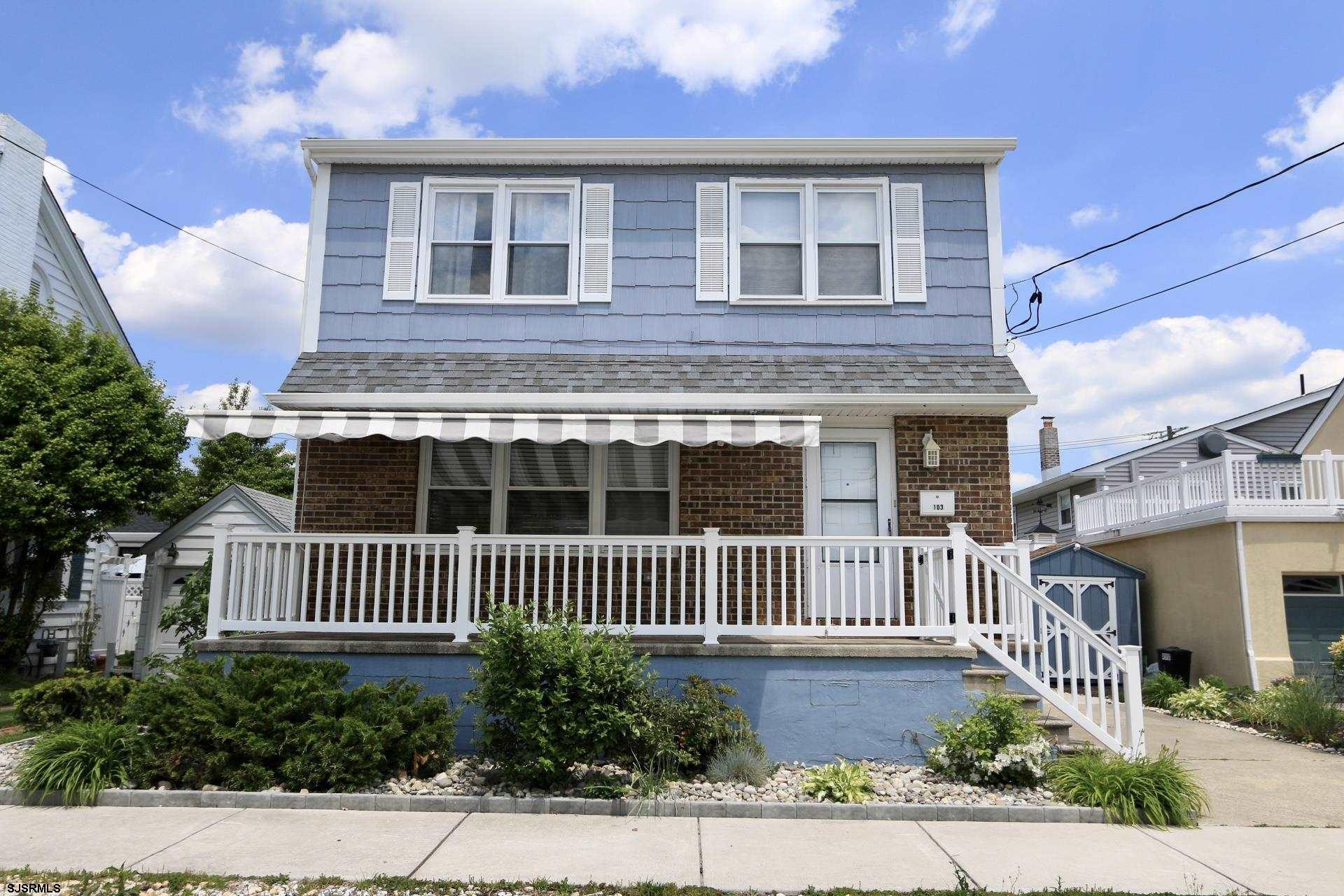 103 N Belmont Ave, Margate, NJ 08402