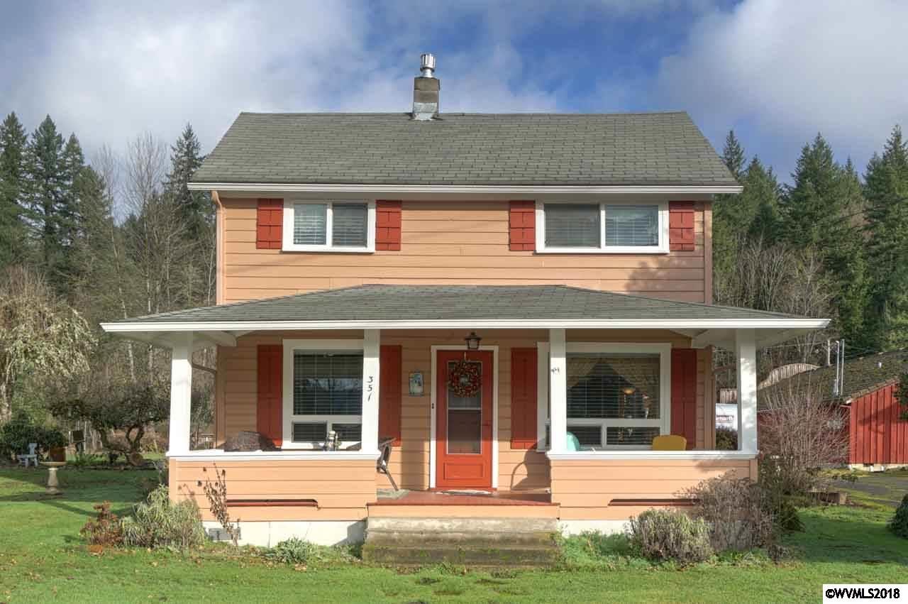 351 NW Alder Mill City, OR 97360