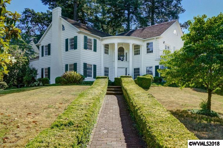 1815 Fairmount Salem, OR 97302
