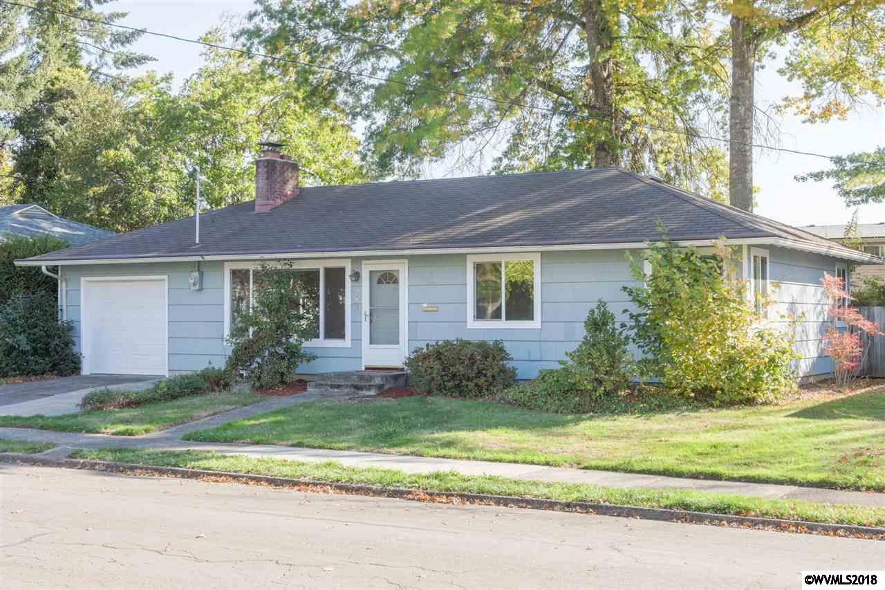 Looking for a clean & affordable single-level home, right next to OSU campus, AND in a fantastic neighborhood? This is it!! Many updates include kitchen remodel, vinyl windows, heat pump, and an electric water heater installed in 2017. Oak floors throughout are in wonderful condition. Sunroom is a delightful multi-purpose space. Private backyard features a large deck for entertaining. Fresh paint job on the interior. You won't want to miss this great opportunity in College Hill!