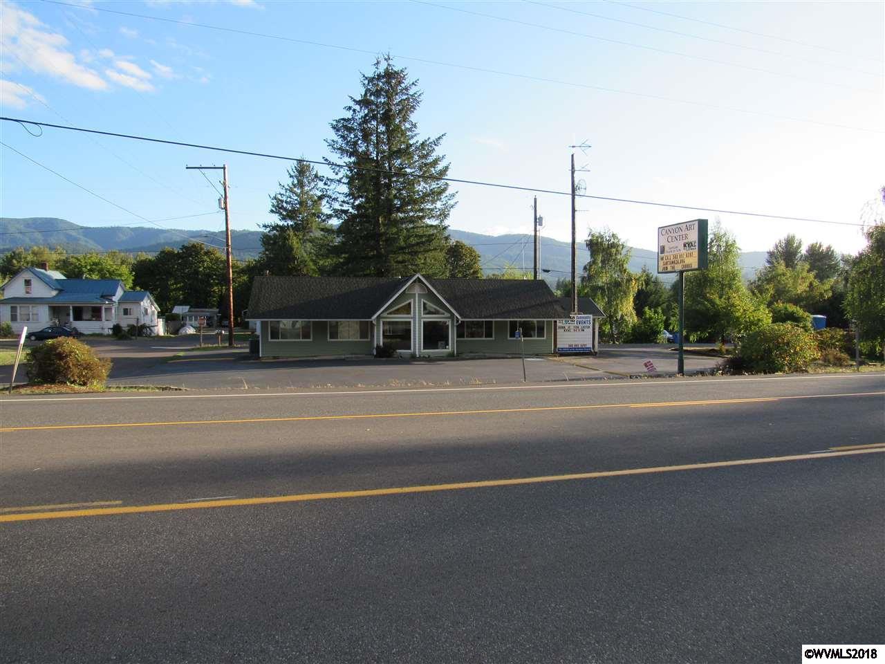 280 NE Santiam Mill City, OR 97360