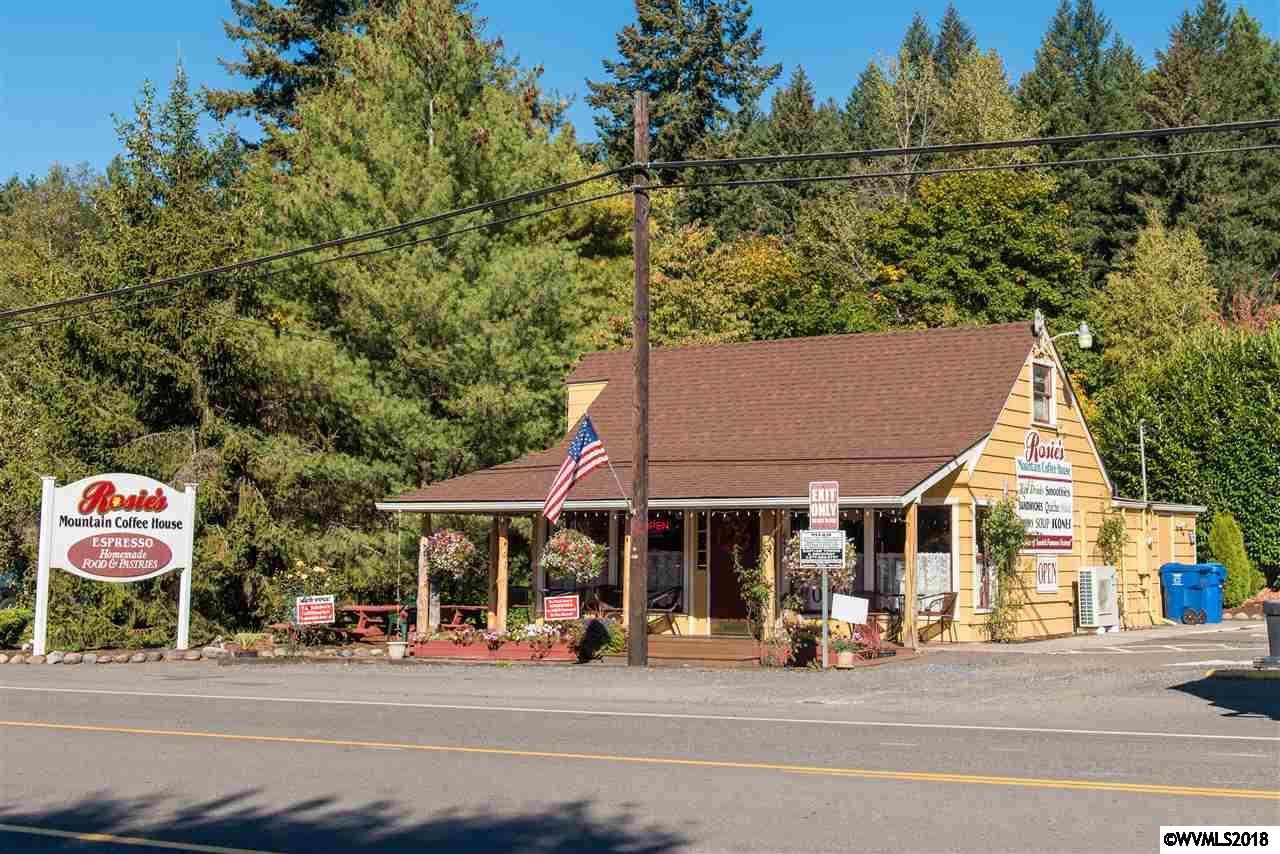 601 NE Santiam (- 647) Mill City, OR 97360