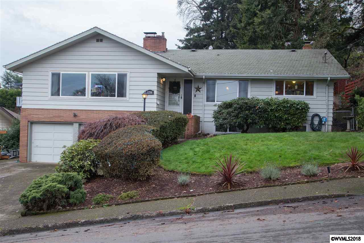 1258 Hillendale Salem, OR 97302
