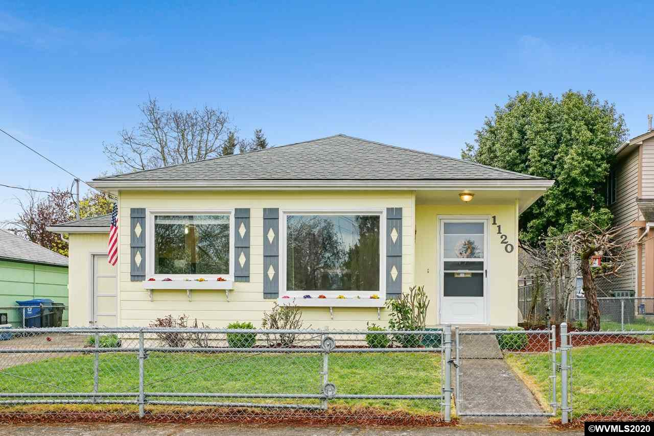 Accepted Offer with Contingencies. Looking for a close-in cottage?  This 1948 cottage has the original oak floors and charm of that era.   Not all cottages have a good floor plan, but this has good sized bedrooms and living room space making it an efficient and functional floor plan.  The one car garage is attached and it has an interior laundry. The property is zoned RM so it is possible to add an ADU off of the back alley, or there is ample room off the back alley for an RV, camper, or trailer.  The yard is fully fenced for pets as well.