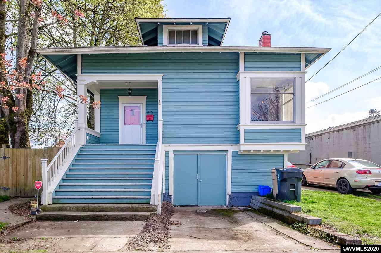 CHARMING Historic Downtown Albany Home! This gem was built in 1900, and has since been extremely updated! Newer roof, electrical, plumbing, paint. A/C was installed in 2019! Just wait until you see the Stunning 3rd full bath that was added to the Master Suite! It features a Large soaker tub, Separate shower, and a walk in closet! Additional washer and dryer were plumbed/added to main level, increasing convenience of possible dual living! So Much Space! You don't want to miss this one!!