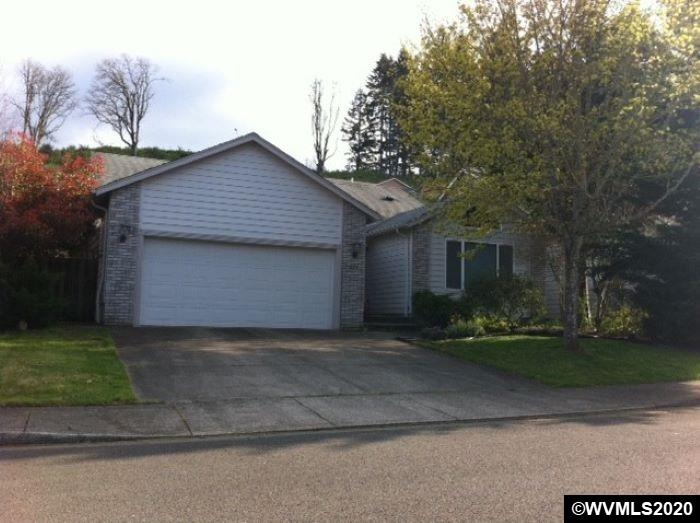 Well maintained single level on quiet street. Vaulted ceilings & gas fireplace in living room. Possible room to create RV parking space. Fenced backyard with private deck. Recently updated furnace/AC, water heater, flooring, interior paint and appliances.
