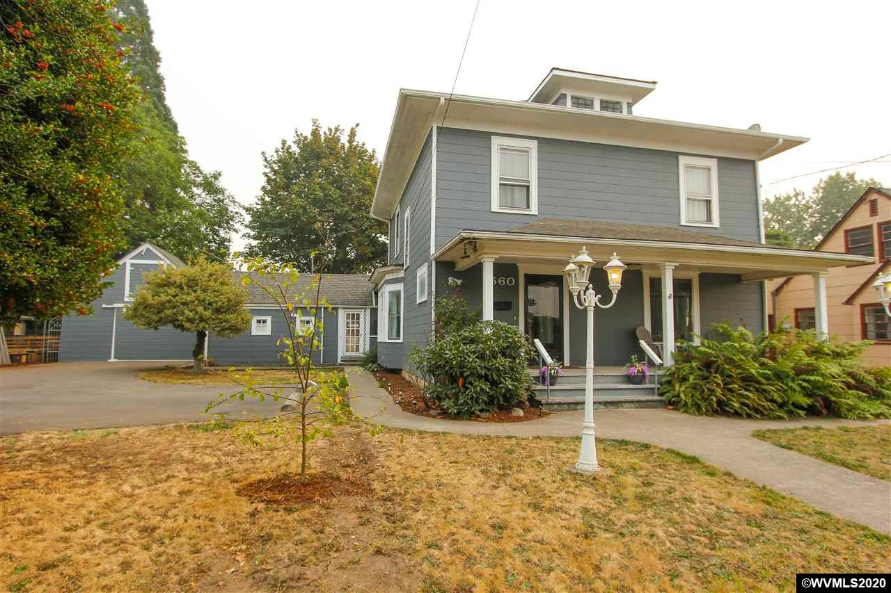 Charming, historic home in Lebanon. Built in 1890, this spacious 4 bedroom/3.5 bath home includes detailed woodwork and expansive wood floors, a large fenced backyard, a gazebo, and a greenhouse. Loads of storage, ample parking, and a convenient location. Don't miss your opportunity to own a portion of history with this wonderful home. Fresh exterior paint September 2020.