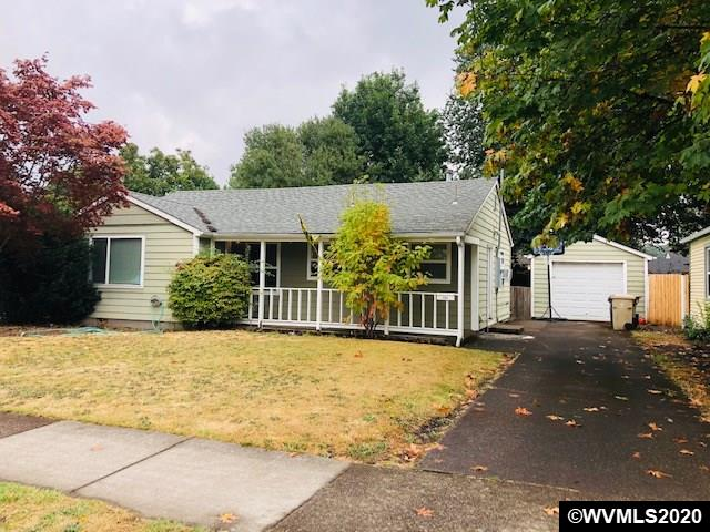 This great single level home is ready for new owners! Featuring a newer roof, siding and exterior paint, this home is ready for you to put your finishing touches on. Featuring tons of storage, an indoor laundry room, a spacious detached garage, and plenty of room for outdoor entertaining. This home is conveniently located to schools, shopping & parks!