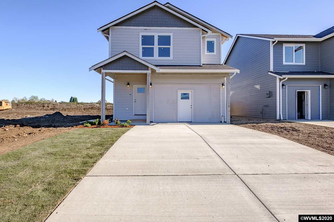 Accepted Offer with Contingencies. Welcome to Millpond Crossing! PH 2 is underway! Beautiful new construction homes/9floor plans available. Floor plans feature open space living/front yard landscape/fiber cement siding/easy care laminate wood flooring/SS appliances/soft close cabinets & drawers/granit3 slab counters/mini split heat/cool syst/FP & Ring doorbell.Photos are of a previously built home and for example only. Actual colors/features will vary. Builder Purchase and Sale Agreement required (attached).