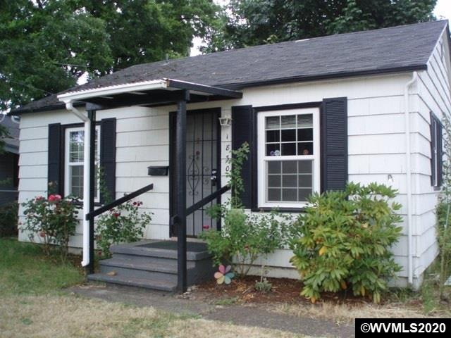 Accepted Offer with Contingencies. Absolutely charming cottage within a short walk to Bush Park & South Salem High School.  Lots of built in storage and arched doorways.  Oversized single car garage is 340 square feet.  Big backyard on 103' deep lot.  New exterior paint will be completed soon.