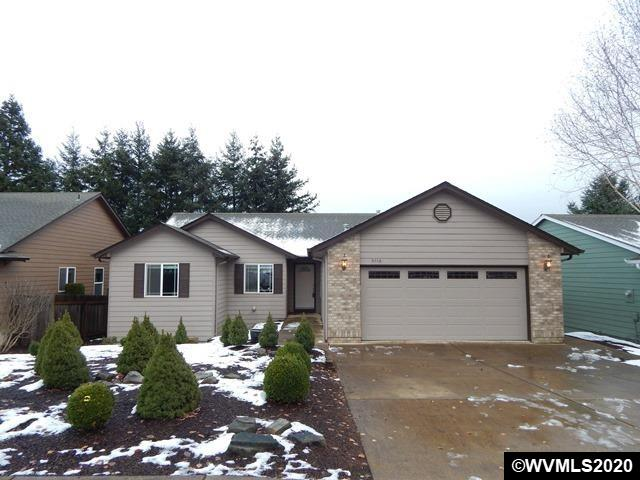Beautiful single level home with view of Mount Jefferson to the East.  3 bedrooms plus an office.  Large living room with vaulted ceiling & gas fireplace.  Good size deck to enjoy the view from.  Central AC, UG Sprinklers.  Conveniently close to shopping, restaraunts, parks & schools.  Interior recently painted to neutral color (pictures do not reflect).