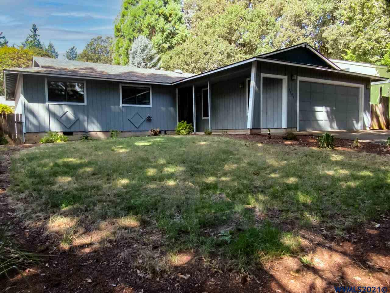 Accepted Offer with Contingencies. Inspected and Back on Market Better than Ever!  Great South Salem location close to Fir Crest Park.  Safe, private lane with low traffic.  Nicely updated and move-in ready with additional possibilities for new owner.  Well maintained home including New roof in 2018, New gutters, Exterior Paint, and most Windows recently updated.  Great layout - Kitchen & dining room open to family room with cozy corner fireplace. Second Living Room!  Large master bedroom with ensuite and double closets.  Welcome Home!