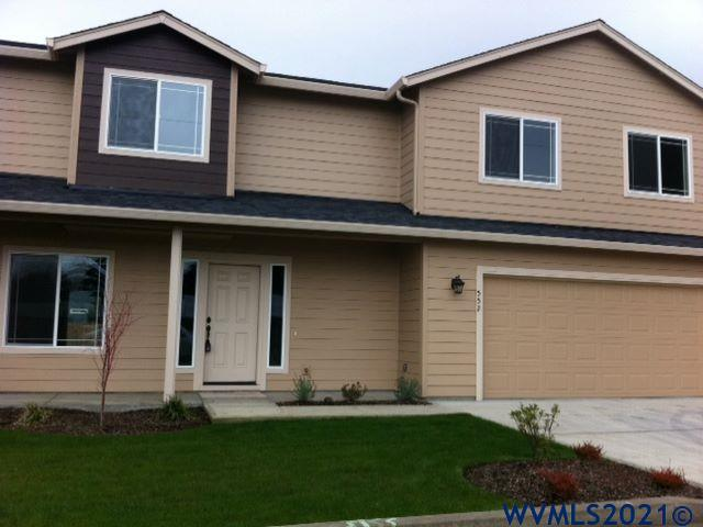 Accepted Offer with Contingencies. Spacious 2010 built home with 4 bedrooms. Huge master bedroom has vaulted ceilings. Close to schools and shopping areas. Landscape has been professionally maintained. Shared well has low utility costs and lower county taxes. Nice patio in fenced backyard. Dead end lane with only 3 houses.