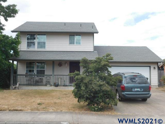 Accepted Offer with Contingencies. Enjoy the covered porch in front or the unobstructed view of Turner Lake out back.  House backs up to city park & lake.  Great floor plan with living area on main level and bedrooms up.  Primary bedroom has vaulted ceilings, deep closet & full bathroom.  Spacious fully fenced backyard.  Updates include floor coverings & interior paint.