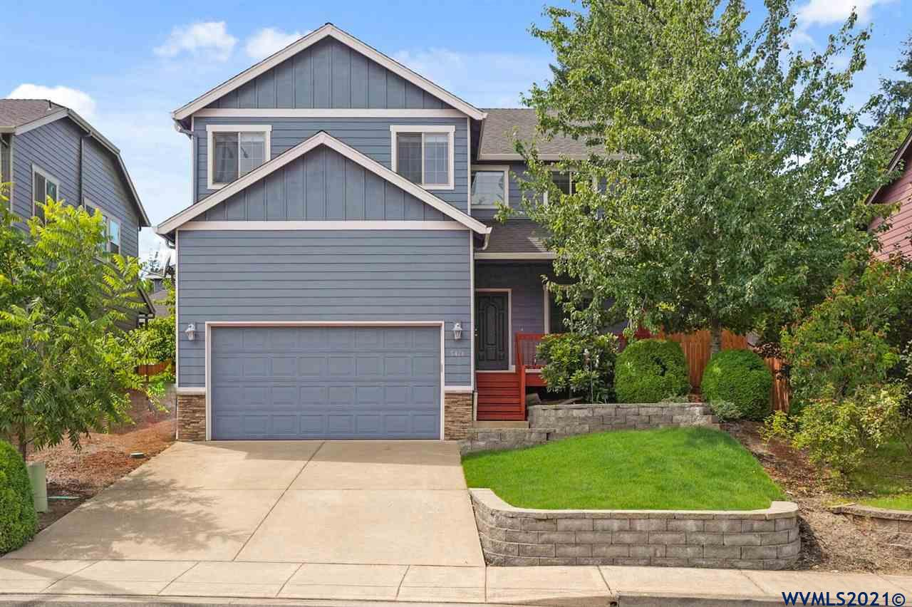 Accepted Offer with Contingencies. Exceptionally well maintained home a short distance from Wes Bennet Park and Pringle Elementary. Extensive hardwood flooring. Gourmet kitchen with granite counter tops and under-mount sink and a bar that opens to a light, bright great-room and corner fireplace. Main floor office and large upstairs bonus room in addition to 3 beds and 2.5 baths. Large master with walk-in closet and dual vanities. Back yard is an entertainer's dream with built-in seating around fire pit, garden space, and play structure.