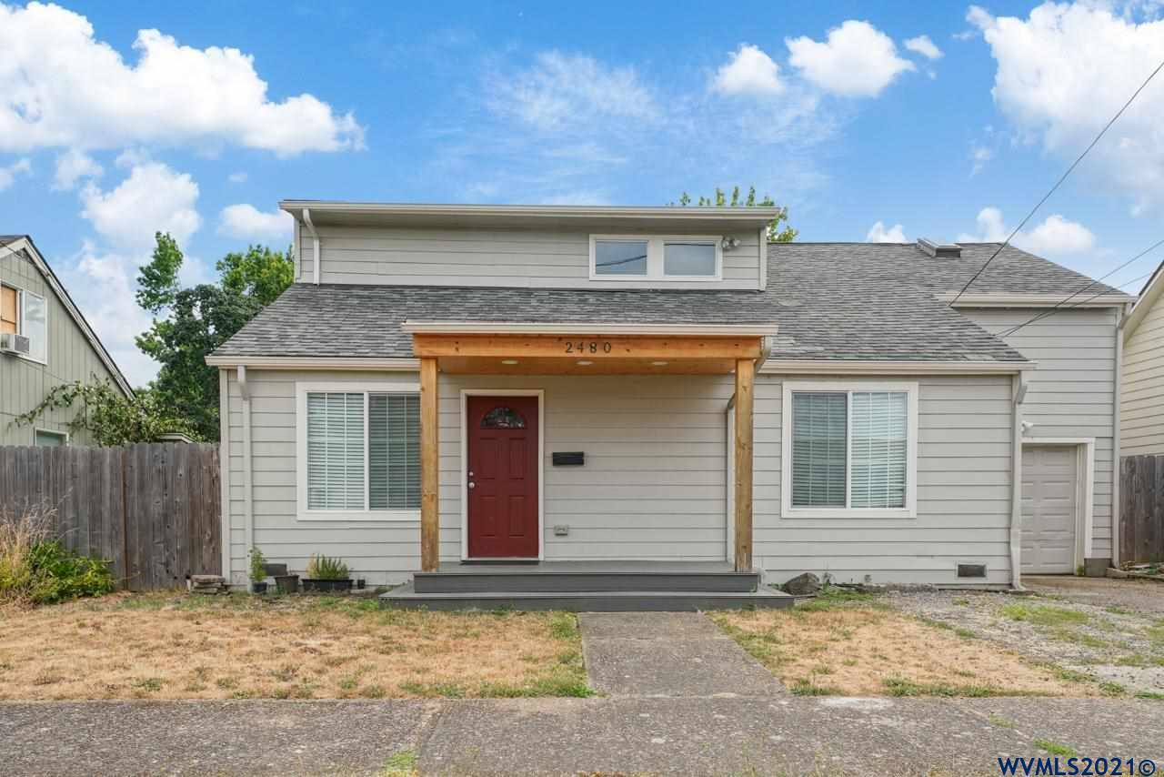 Accepted Offer with Contingencies. Fully remodeled two years ago. Home has a big kitchen with granite countertops. Original hardwood floors on the main level. Place for an office or hobby space in loft. Nice natural light in the house and a big fully fenced in back yard with a sand box. Sun deck on the second story and a BBQ deck on the ground level as well.