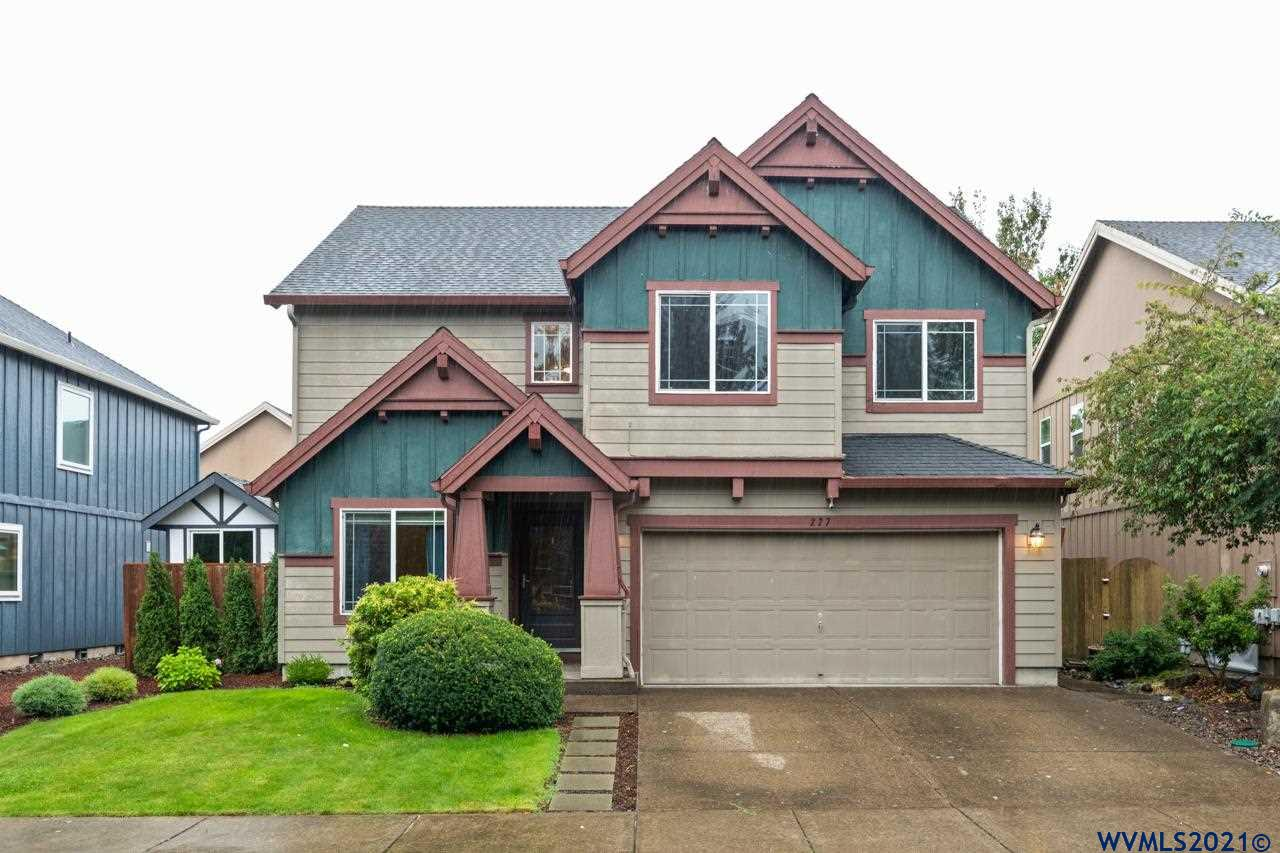 227 Bridle Springs St SE, Albany, OR 97322