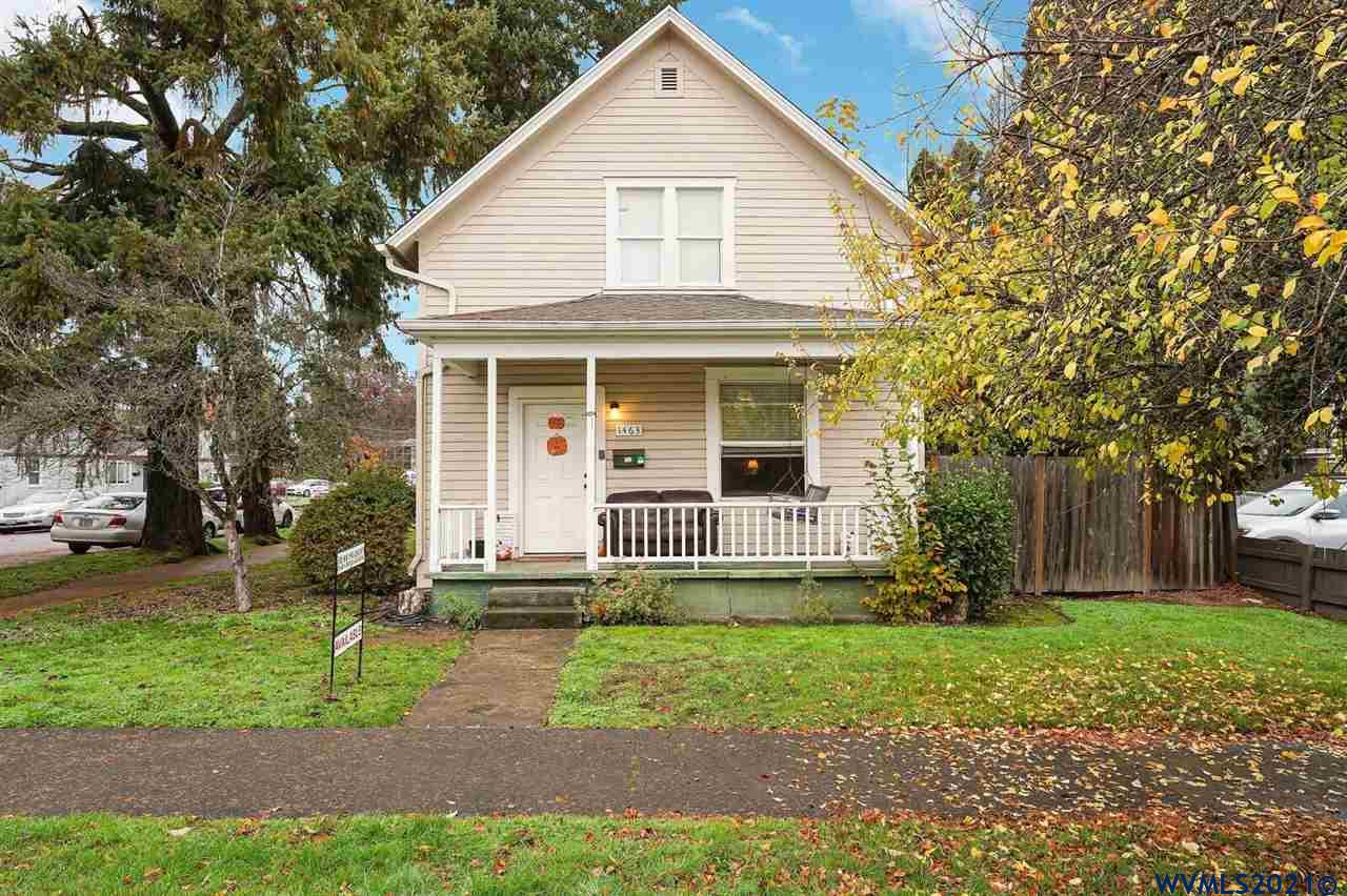 Great Investment Opportunity!!! Great Location. Close to Oregon State University, shopping, restaurants and parks. Strong rental history. Currently leased until  6/30/2022. 4 Bedroom 2 Bath. In- unit laundry. Detached garage with parking. Listing Broker is related to Sellers.